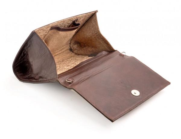 Dirndltasche Trachten Handtasche OWA braun