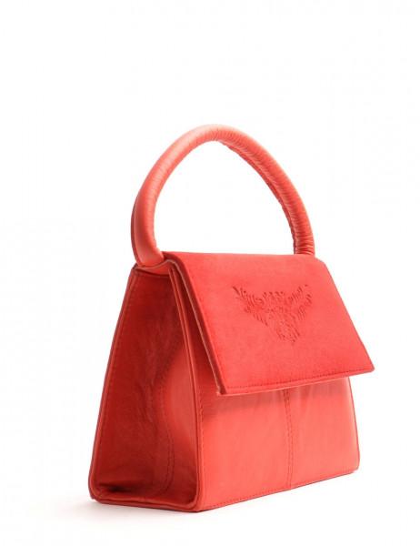 Dirndltasche Trachten Handtasche OWA Desiree rot