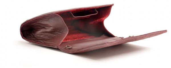 Dirndltasche Trachten Handtasche OWA bordeaux
