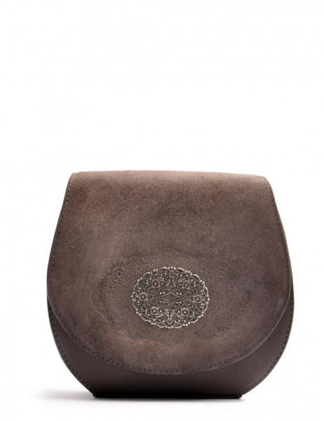 Dirndltasche Trachten Handtasche OWA Clara braun