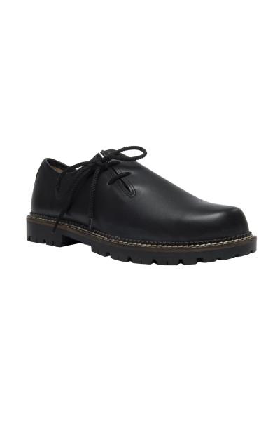 Haferl Schuhe Herren Stockerpoint schwarz nappa