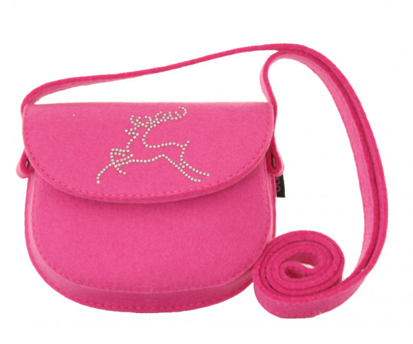 Filztasche Bag+ Lech small rosa