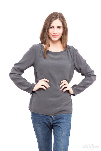 Shirt abbino Sabrina one size anthrazit