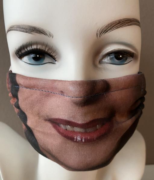 Mundmaske Nasenmaske personalisiert