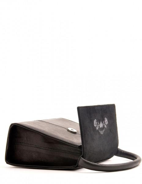 Dirndltasche Trachten Handtasche OWA Desiree braun