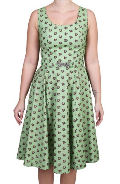 Trachtenkleid Trachtenheimat Katarina hellgrün 70cm