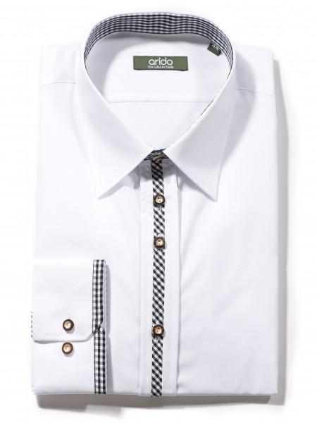 Herrenhemd Arido