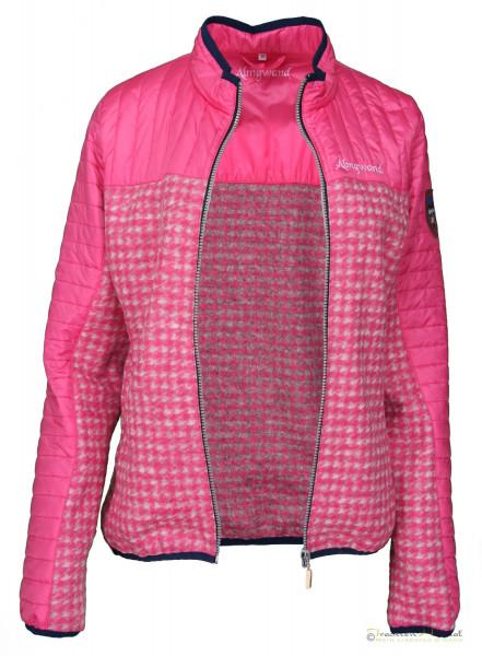 Damen Jacke Almgwand Keeskogel pink